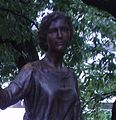 Dudley Tennessee Woman Suffrage Memorial crop 01.jpg