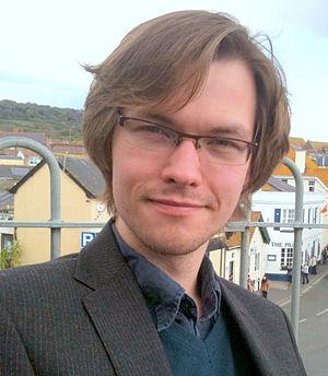 Duncan Barrett - Image: Duncan Barrett