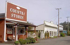 Duncans Mills, California - Duncans Mills