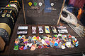 Dunlop's guitar pick exhibit - 2014 NAMM Show.jpg
