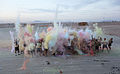 Dustoff Splash Dash 5K brings color to runners in Helmand province 140421-M-JD595-122.jpg