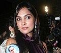 Dutta at the 11th Annual Rajiv Gandhi Awards 2008.jpg