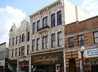 Richmond Downtown Historic District