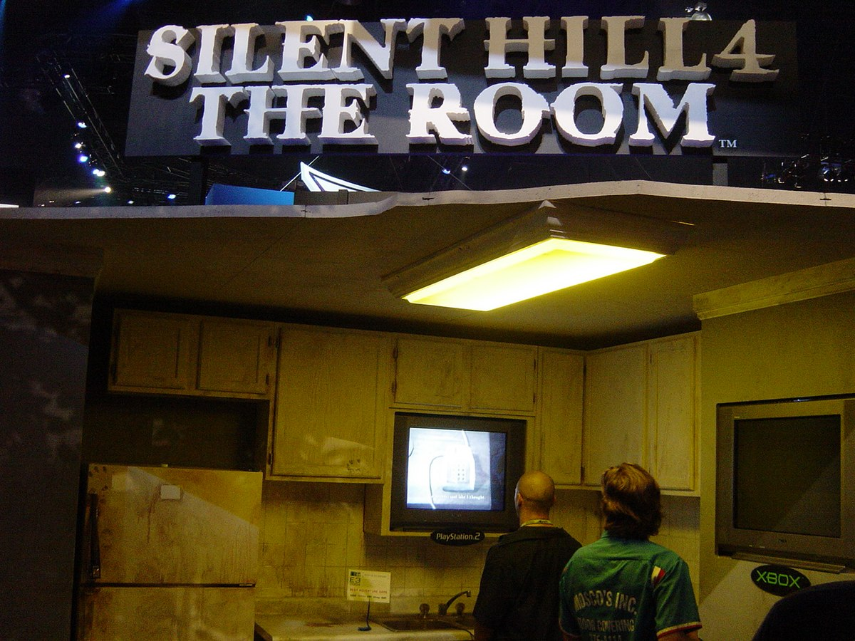 File E3 2004 Silent Hill 4 Jpg Wikimedia Commons
