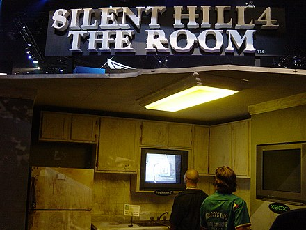 silent hill 4 the room ps2 walkthrough