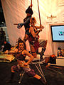 E3 2010 Blade Wars ChangYou martial arts dancer demo.jpg