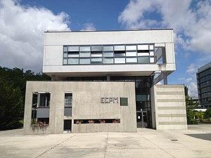 École européenne de chimie, polymères et matériaux - Image: ECPM