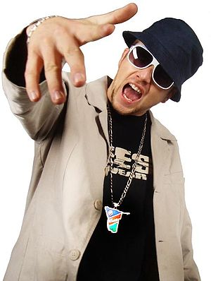 EES (rapper) - Image: EES (Namibian rapper)