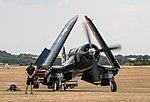 EGSU - Chance Vought F4U-4 Corsair - OE-EAS (43977104051).jpg