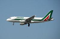 EI-IMR - A319 - Alitalia