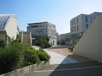 École normale supérieure de Lyon - René Descartes Campus - Humanities