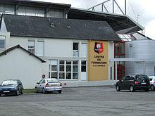 Photographie de l'immeuble de l'école technique privée Odorico.