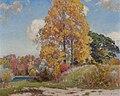 Early Autumn, Fisk Lake by Mathias Joseph Alten.jpg