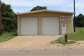Damascus, Georgia - Image: Early County Fire Damascus District 601