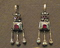 Earrings with ruby (18th c. (&), GTG) 01 by shakko.jpg