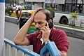 Earthquake Leads Office Evacuation - Sector-V - Salt Lake City - Kolkata 2015-04-25 6003.JPG