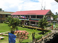 Eastern Samar National Comprehensive High School Administration Building.jpg