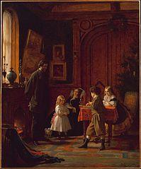 Christmas-Time, The Blodgett Family