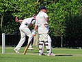 Eastons CC v. Chappel and Wakes Colne CC at Little Easton, Essex, England 32.jpg