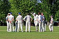 Eastons CC v. Chappel and Wakes Colne CC at Little Easton, Essex, England 37.jpg