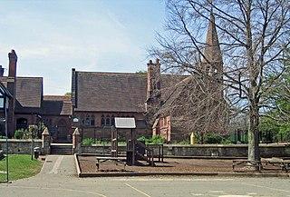 St Marys School, Eccleston Church of England primary school in Eccleston, England