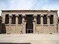 Edfu Tempel Pronaos 02.JPG
