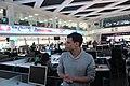 Editorial rooms of Ynet IMG 3392.JPG