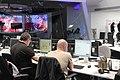Editorial rooms of Ynet IMG 3402.JPG