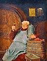 Eduard von Grutzner Moine dégustant du vin.jpg