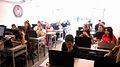 Education program of Wikimedia Serbia at IT High school 05.jpg