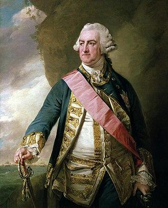 Edward Hawke, 1st Baron Hawke - Image: Edward Hawke 1