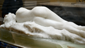 Edward Onslow Ford (1852-1901) - The Snowdrift (1901) back 2, Lady Lever Art Gallery, Port Sunlight, Cheshire, May 2013 (11041188503).png
