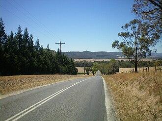 Chirnside Park, Victoria - Edward Road