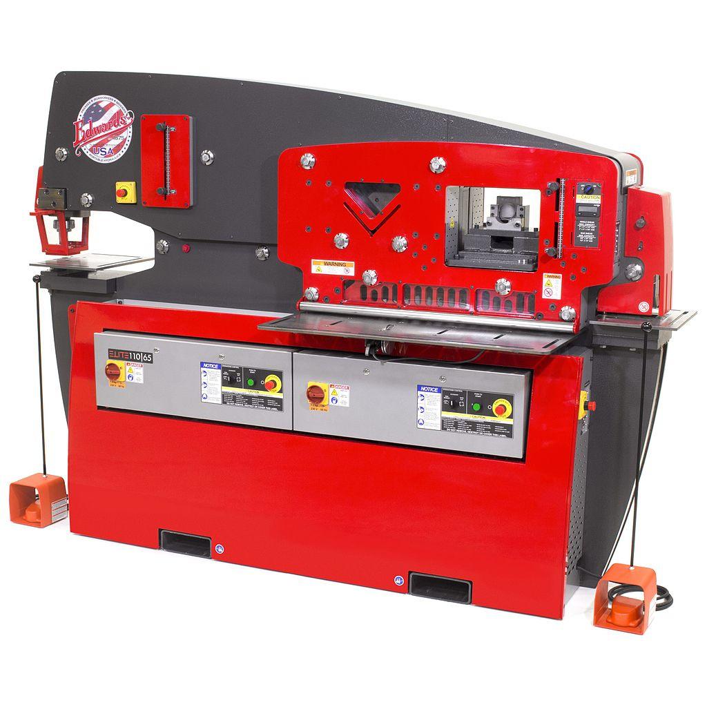 FileEdwards Dual Operator 110 65 Ton Ironworker