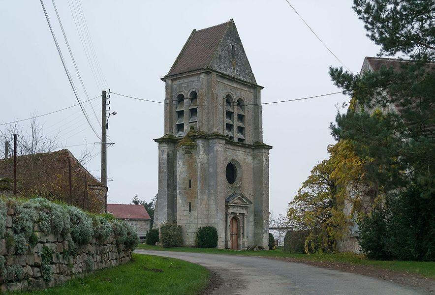 Église Saint-Rémi de Parcy