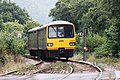Eggesford - GWR 143619 arriving from Exmouth.JPG