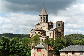 Image illustrative de l'article Église de Saint-Nectaire