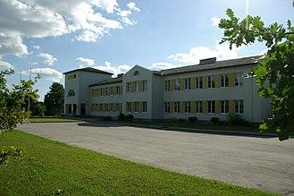 Eidapere - Eidapere school.