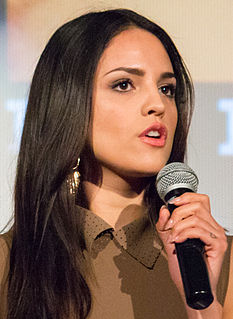 Eiza González Mexican actress and singer
