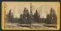 El Capitan,(3100 feet above Valley), from the Merced River, by John P. Soule.png