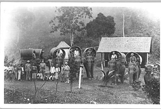 Kingdom of Reman - The Elephants of Gerik, taken in c. 1900. The Reman Kings were known to own hundreds of elephants, using the beast of burden as the primary workhorse both in the field and in military.