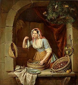 Elisabeth Alida Haane Marktfrau 1840.jpg