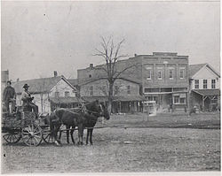 Elkton in 1909