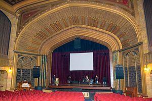 Elsinore Theatre - Interior of the Elsinore