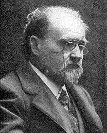 Émile Zola en 1898.