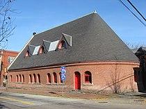 Emmanuel Episcopal Church in Pittsburgh, rear and western side.jpg