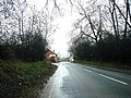 Entering Foxholes from the North - geograph.org.uk - 345092.jpg