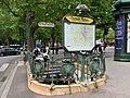 Entrée Station Métro Colonel Fabien Paris 4.jpg