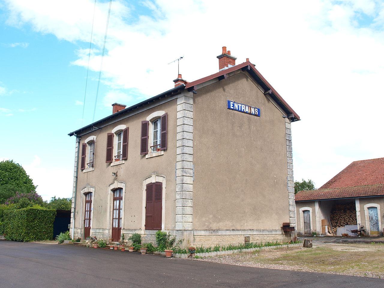 entrains sur nohain singles Entrains-sur-nohain település franciaországban, nièvre megyében lakosainak száma 857 fő (2015) entrains-sur-nohain corvol-l'orgueilleux, étais-la-sauvin.