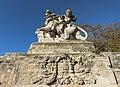 Entrance statue, Place royale du Peyrou 01.jpg